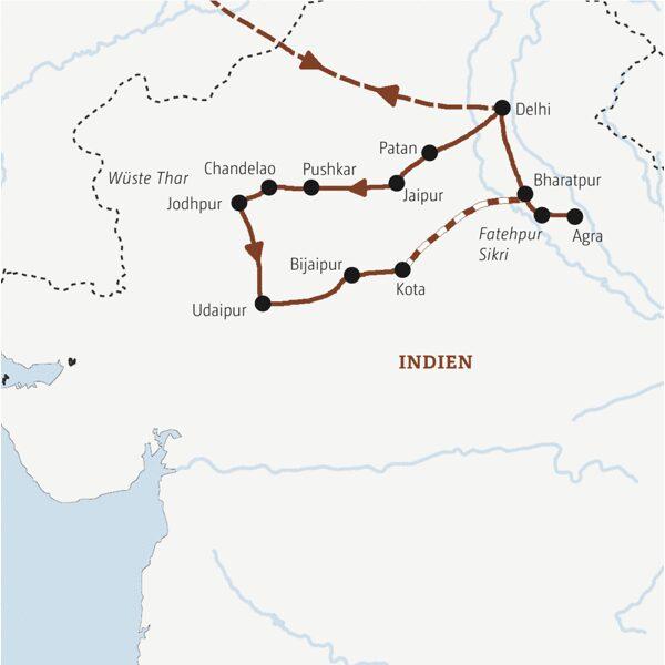 Rajasthan-Rundreise-9