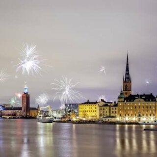 Schweden ab 35 – Silvester in Stockholm