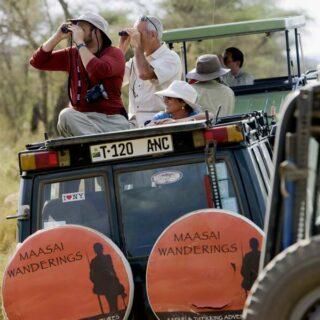 Reise zu den berühmtesten Nationalparks Ostafrikas