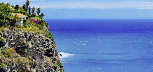 Die Kanareninseln Teneriffa