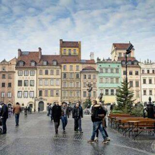 Warschau – Krakau – Breslau deutschsprachig gefuehrte Studienreisen 2022    Tinta Tours Erlebnisreisen